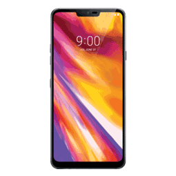 A LG-G7-ThinQ Device